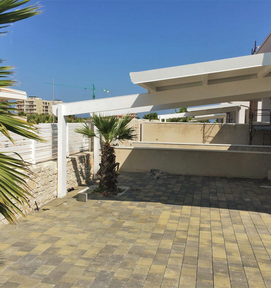 Bari Palese – Ville Nuova costruzione UNICO LIVELLO